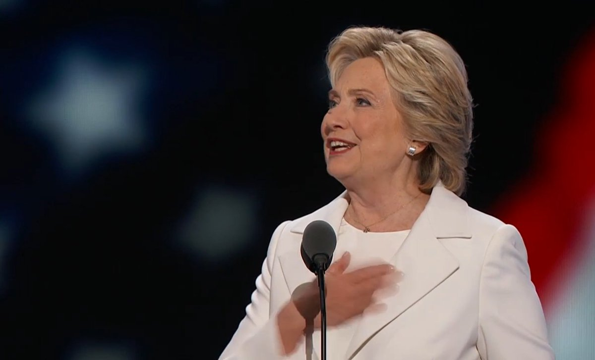 DNC Day 4: 'A moment of reckoning,' a moment in history. More top news for today here