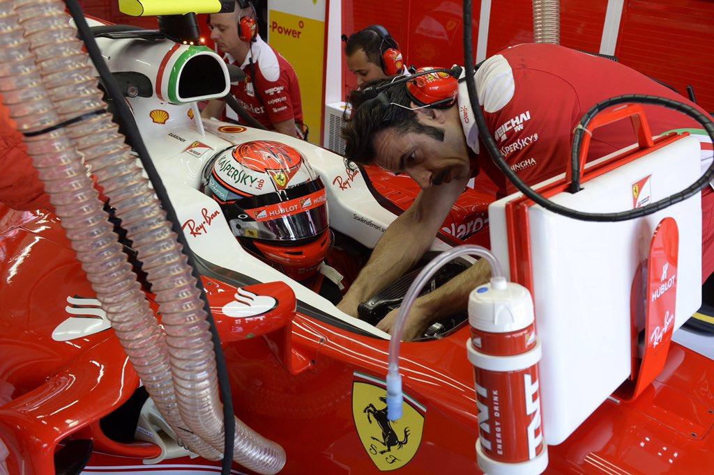F1 2016 Német Nagydíj - A második szabadedzés végeredménye