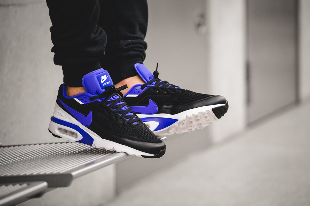 "18ce6017b11 The NIKE Air Max BW Ultra SE in its OG ""Persian Violet"" colorway is  available - online only! http   www.solebox.com nike-air-max-bw-ultra-se.html  … ..."