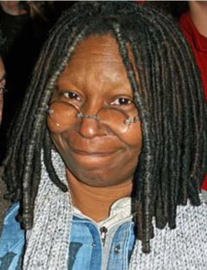 Whoopi Goldberg broke barriers by becoming a mainstream movie star n all her black NATURAL glory #BlackWomenDidThat https://t.co/0PCr0b9wvf