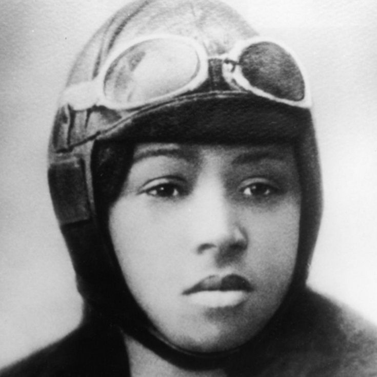 Bessie Coleman was the first female pilot of African American descent. #BlackWomenDidThat https://t.co/2Bw22vSdbH