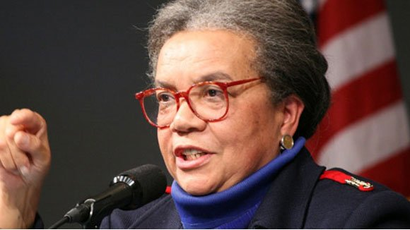 Marian Wright Edelman, C'60, was the 1st Black woman to pass the bar in Mississippi. #BlackWomenDidThat https://t.co/yXpfpOhUE7