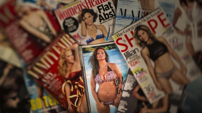 This magazine is ditching 'body shaming' language