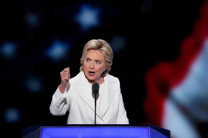 Fact check: Misfires in Hillary Clinton's speech accepting the Democratic nomination