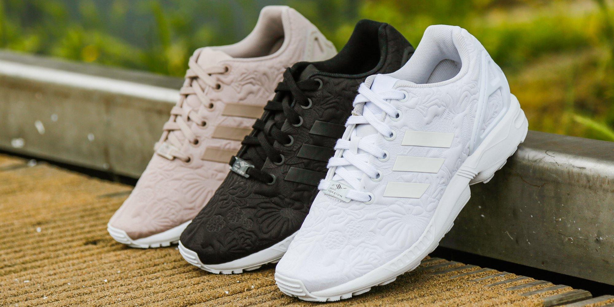 adidas zx flux quilting