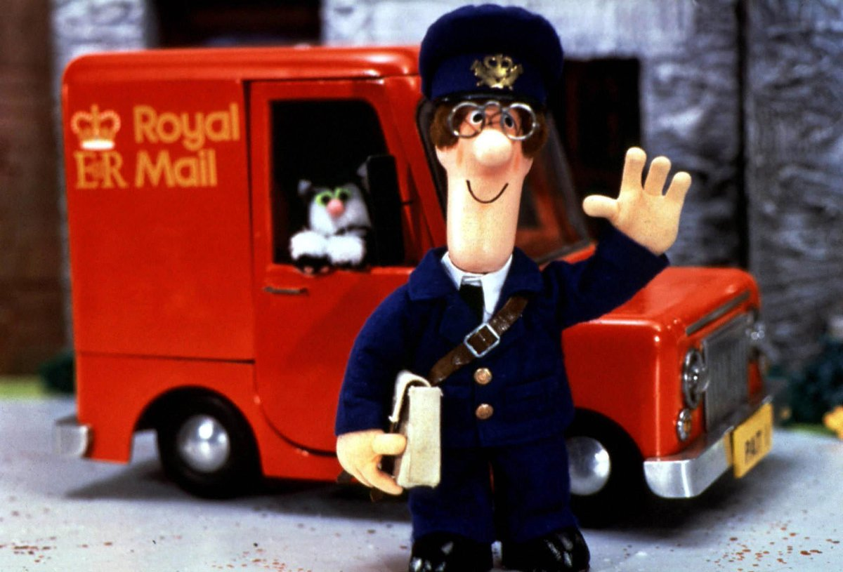 Ken Barrie, the voice of TV's Postman Pat, dies aged 83 https://t.co/9YevVbtpdG by @LauraSHarding