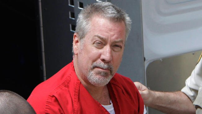 Drew Peterson just got sentenced to another 40 years.