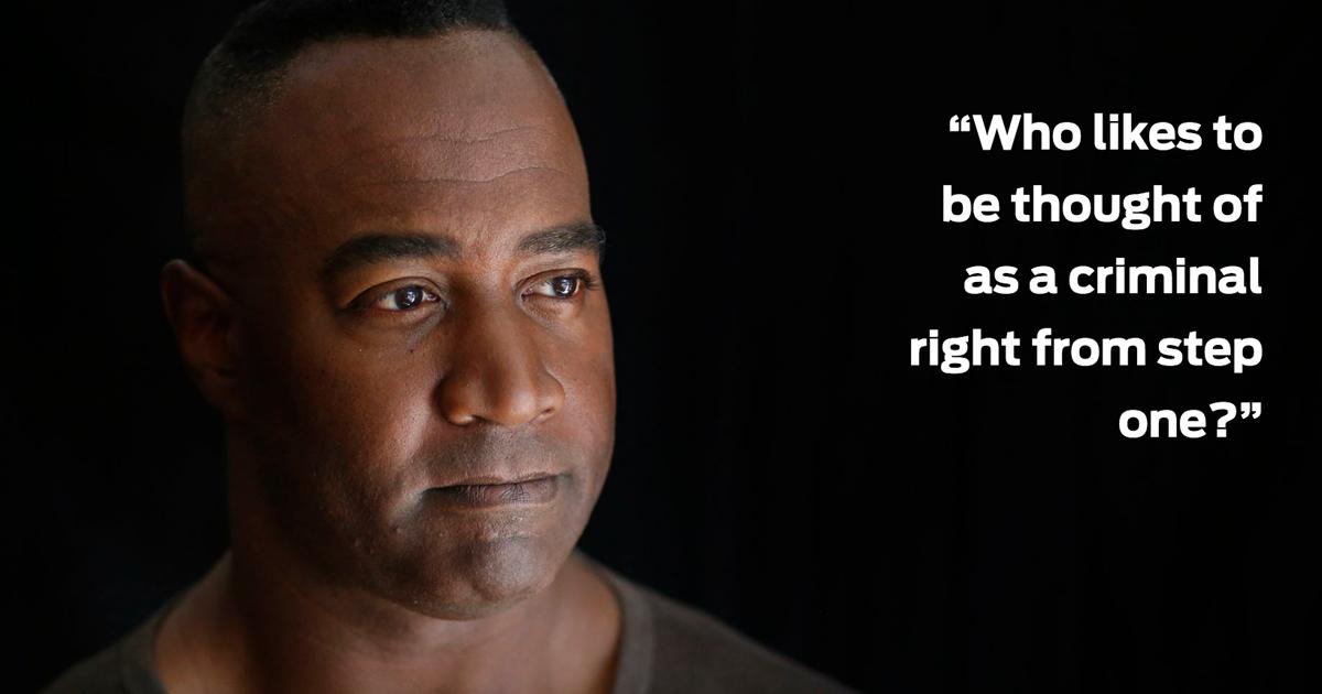 Special report: Black voices matter - Officer Montgomery Singleton. blacklivesmatter