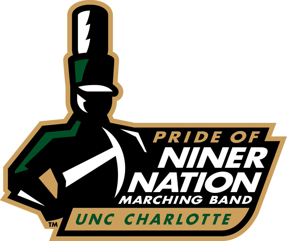 Unc Charlotte Pnnmb On Twitter Pride Of Niner Nation Marching