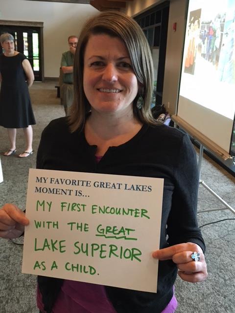 #LakeSuperior makes a lasting impression on everyone--including  @DeidreMKE #SeaGrantWater https://t.co/mCNUyfMLnJ