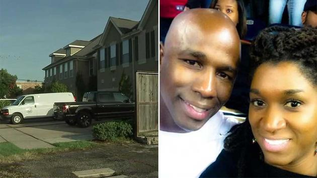 Son charged in shooting that killed mom, wounded father, who was former NFL player