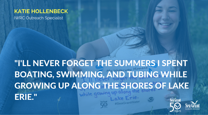 .@KtHollenbeck shares one of her favorite #SeaGrantWater moments! https://t.co/fPMMw2zg5K