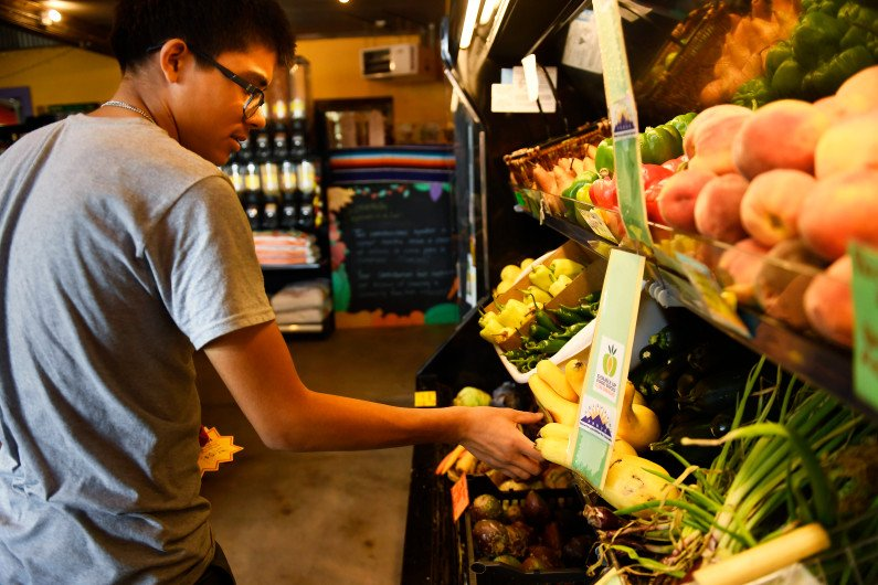 How Denver is helping some neighborhoods get better access to food