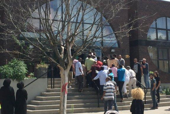 Abdirahman Abdi's family still seeks answers, funeral told. ottnews