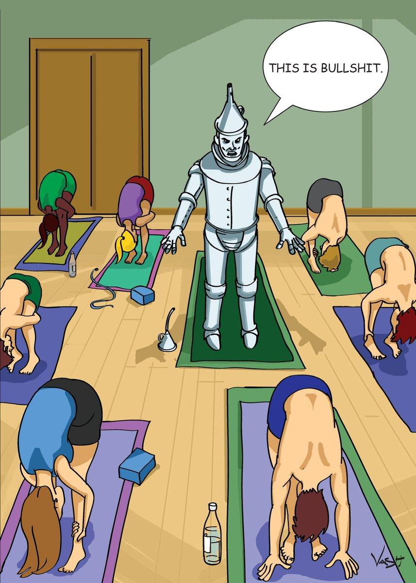 Прикольная картинка йога, днем победы мая