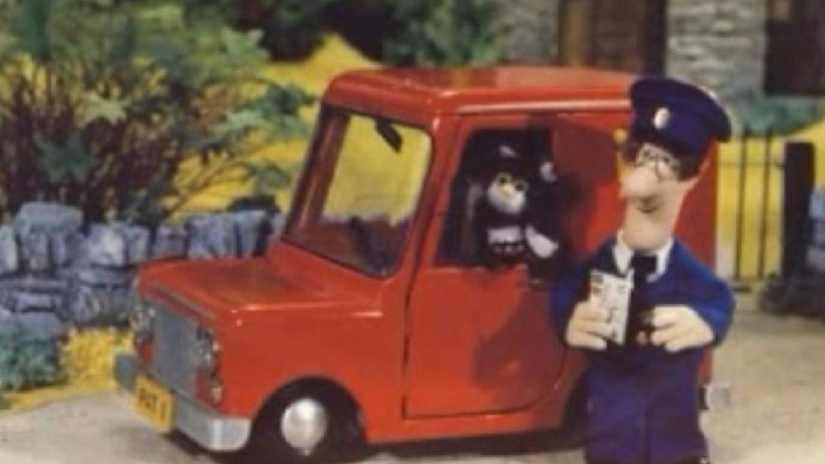 Ken Barrie, the voice of children's TV show Postman Pat, has died at the age of 83 https://t.co/cI8dTfWKOr