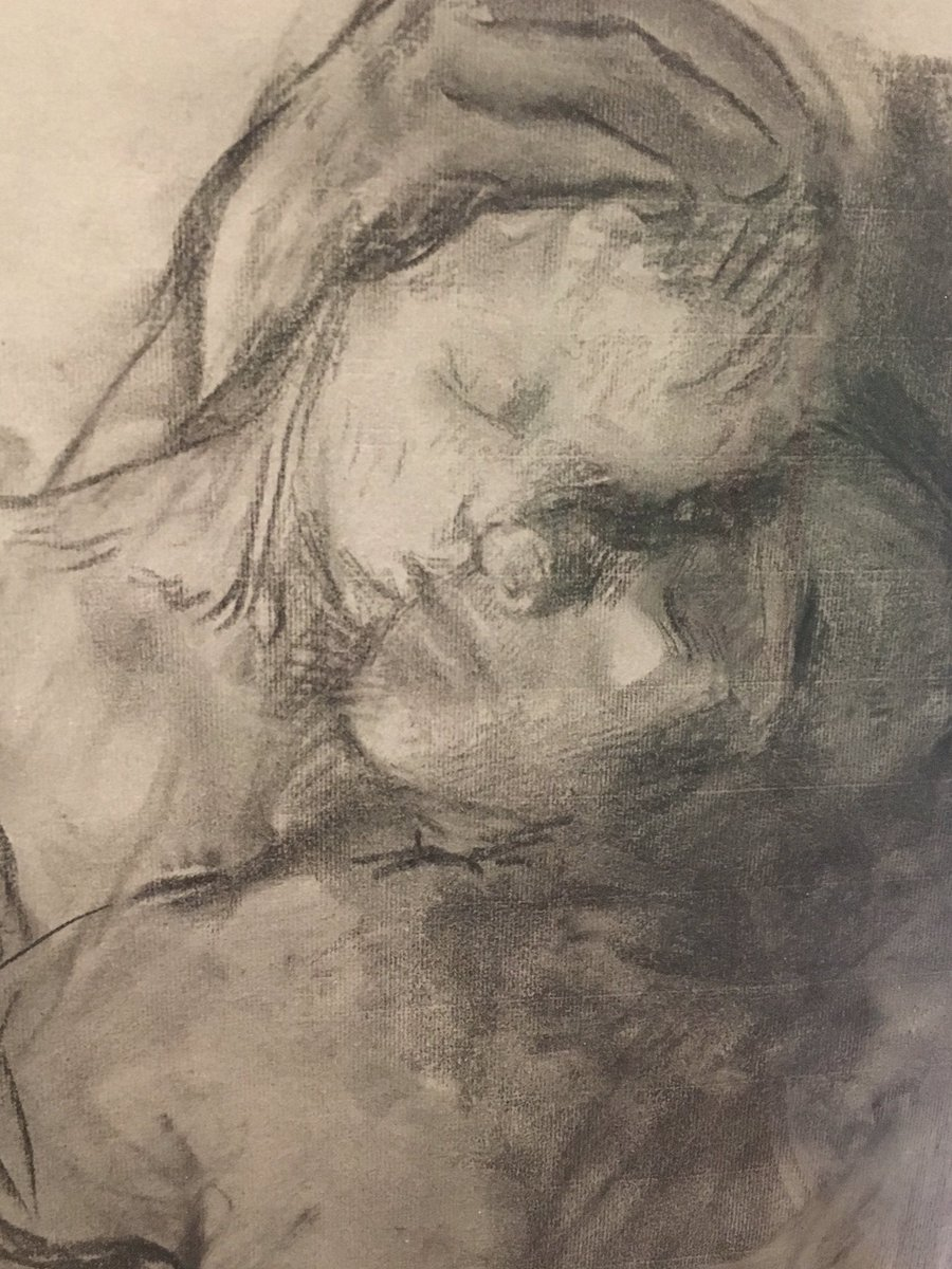 Kathe Kollwitz...in Germany!  Wow. The emotional power in every line of these works is incredible. #artsed #arted