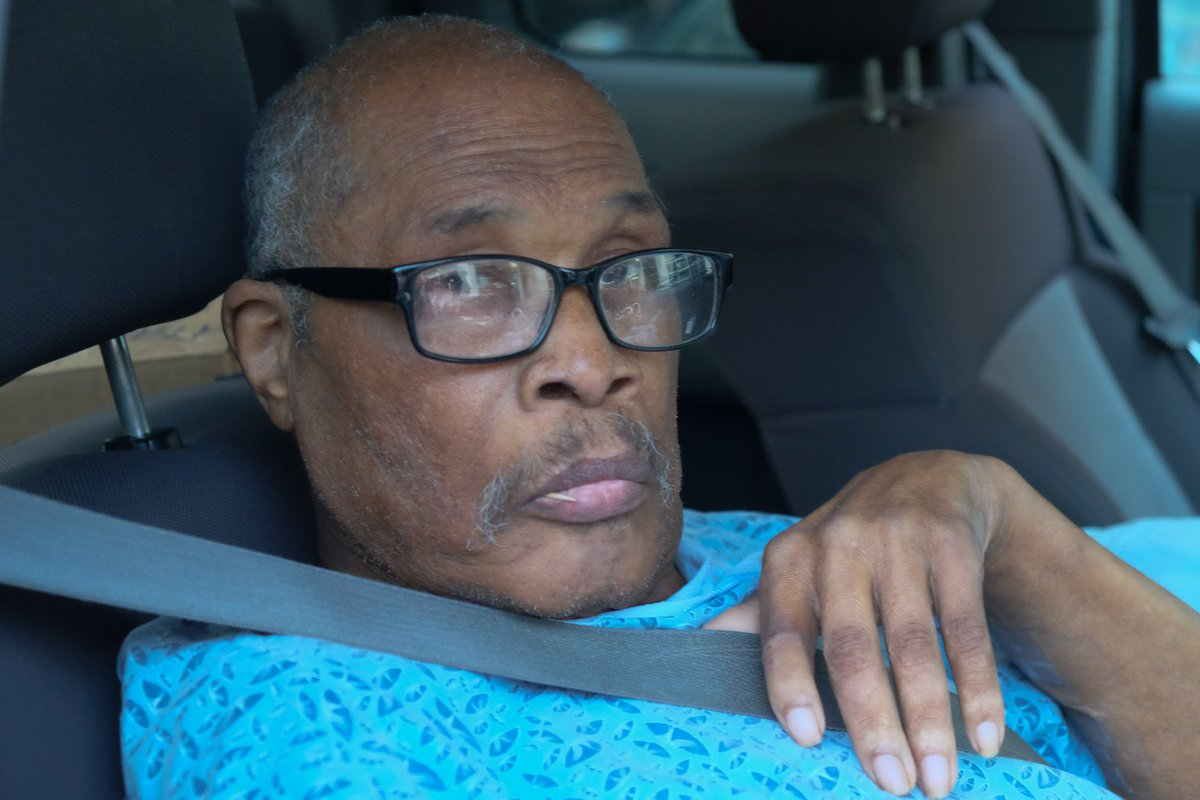18 yrs in prison, wrongly convicted. Months after release, Ca. still owes Luther Jones almost $1mil. abc7now