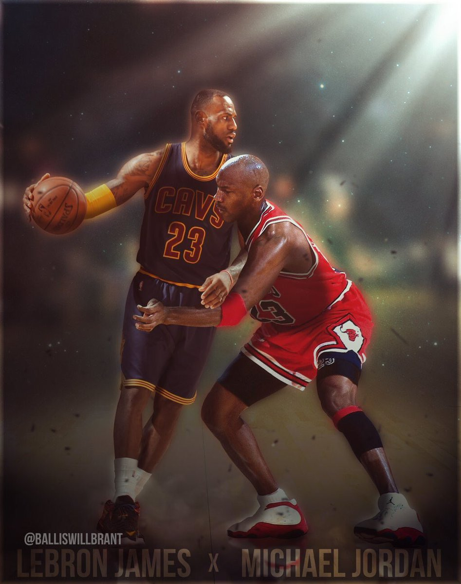 michael jordan vs lebron james The michael jordan vs lebron james debate is the biggest sports debate of our generation while some fans are team jordan, there is a new generation of.