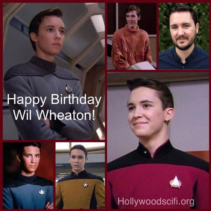 Wil Wheaton's Birthday Celebration
