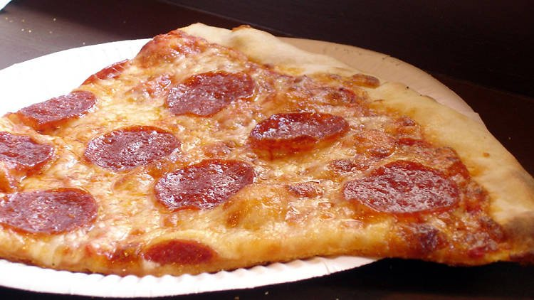 The Five Boro Pizza Challenge goes down in NYC tomorrow