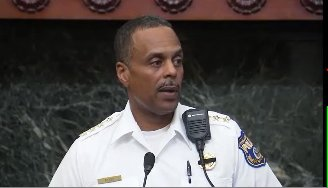 PPD Commissioner Ross says civilian and police did a remarkable job this week.