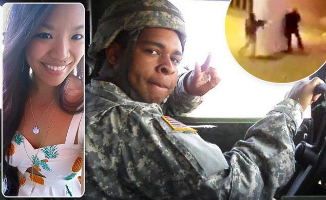 EXCLUSIVE: Dallas cop killer Micah Johnson stole women's underwear in Army, hid grenade