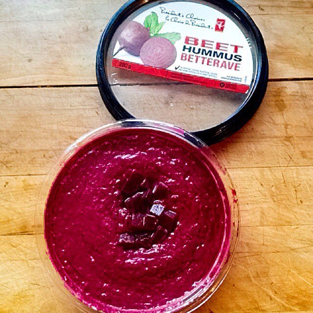 Trying @preschoice beet hummus for BBQ lamb dinner https://t.co/6jYof3t9mT https://t.co/oRX8eWgNlo