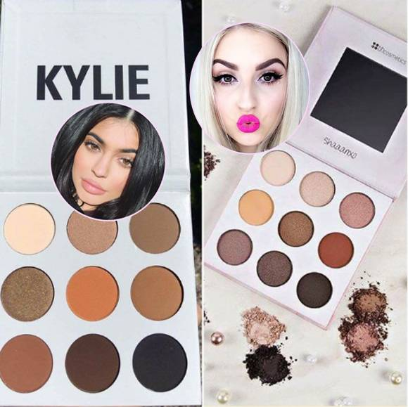 Did #KylieJenner steal her popular #Kyshadows from a beauty blogger? https://t.co/93YOASg5Y7 https://t.co/QLhyhfEzxI