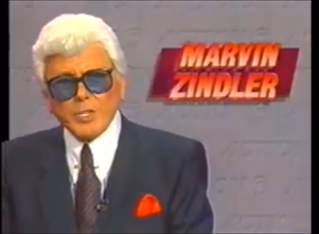Nine years ago today, Action 13's Marvin Zindler died of pancreatic cancer. RIP Marvin. @abc13houston