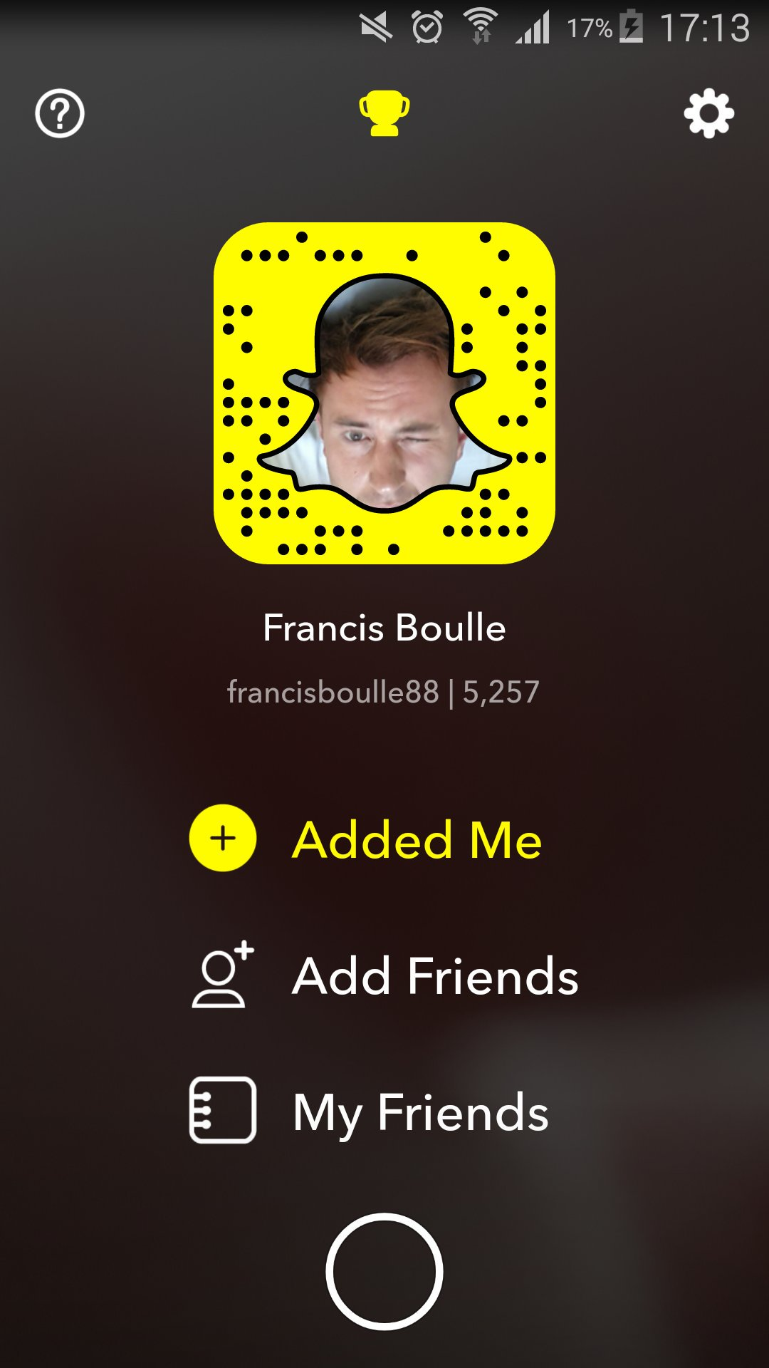 Did you guys know I'm now on schnappschat now? Add me francisboulle88 before it's too late!! https://t.co/OcHNQXPqbA