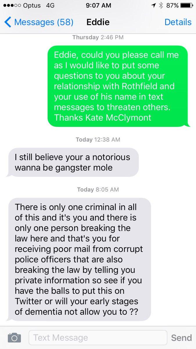 Kate McClymont on Twitter: