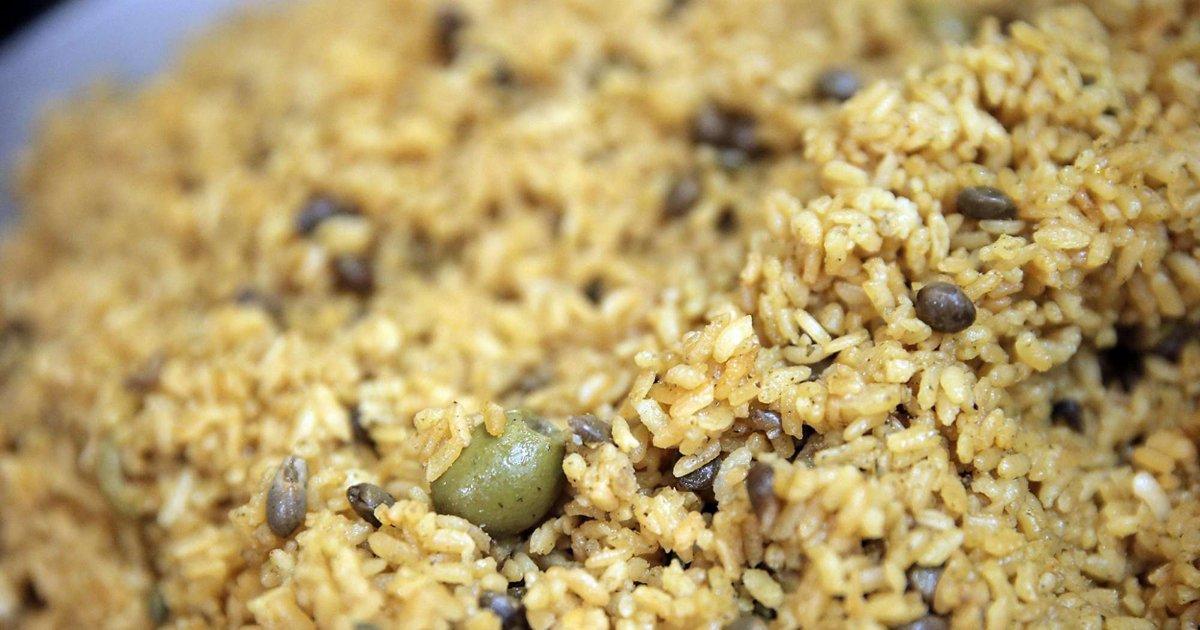 For Borinquen Soul, arroz con gandules is not just rice. via @jonkauffman