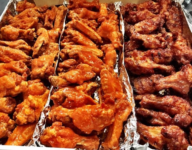 """brobible on twitter """"the best wings in nyc ranking the"""