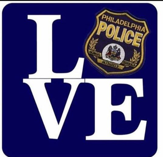 From start to finish, class act by the Men & Women of the Philly PD. How about a standing ovation and a Balloon Drop