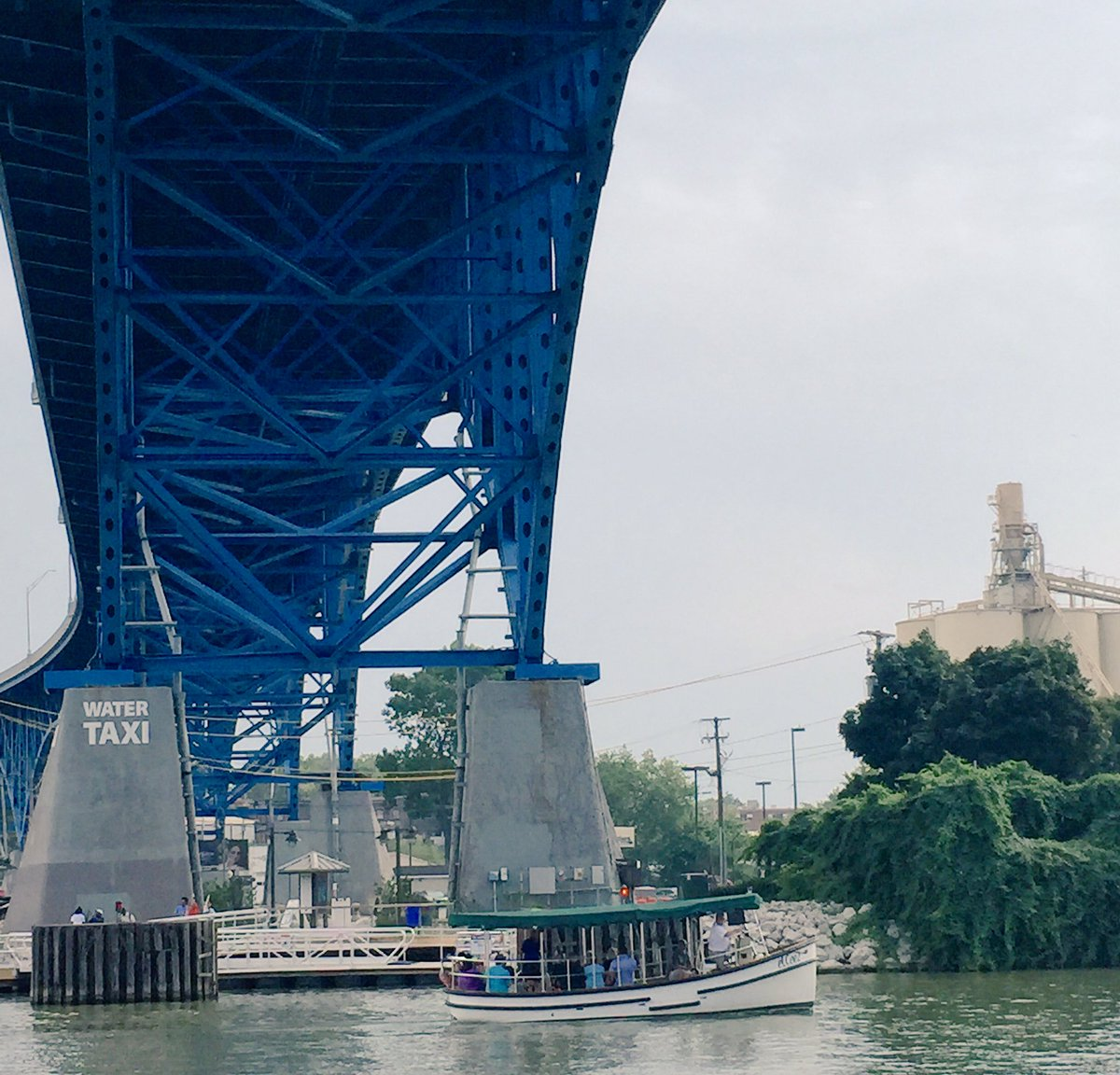 Cleveland Water On Twitter Free Water Taxi Rides At