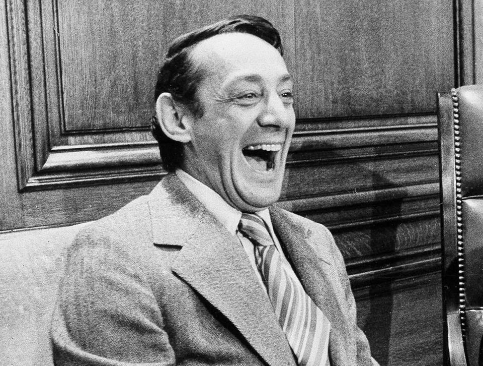 Navy ship to be named for late gay rights leader Harvey Milk