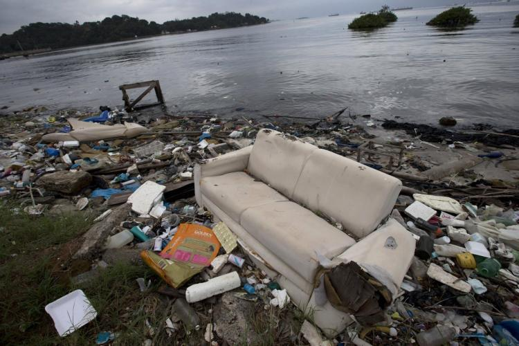 Here's the doc's advice to Olympic athletes: Watch out for human crap in the water