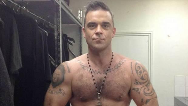 Rock Dj Robbie Williams Cautivó Fanáticas Video Desnudo Instagram