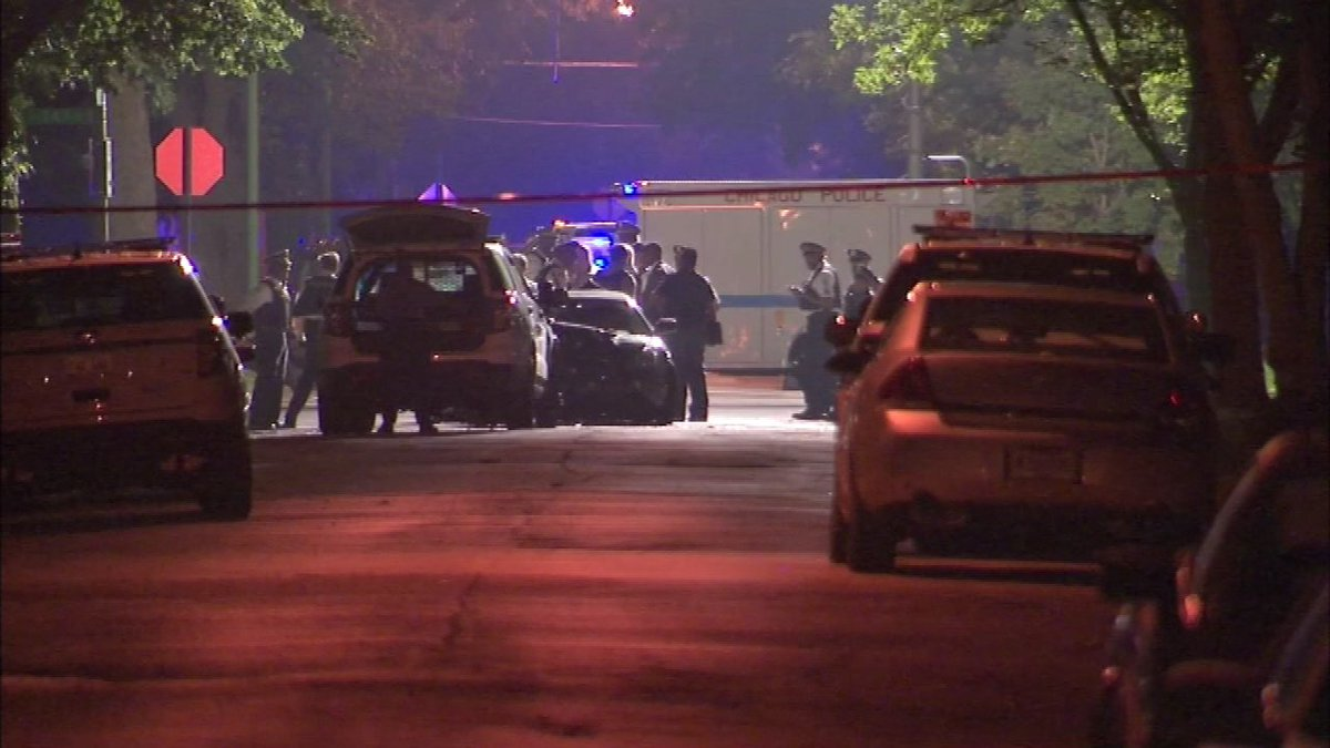 2 CPD officers relieved from police powers after traffic stop shooting...