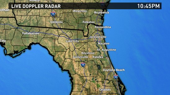 The FCN Weather Team will have tomorrow's forecast coming up on the news at 11 p.m.