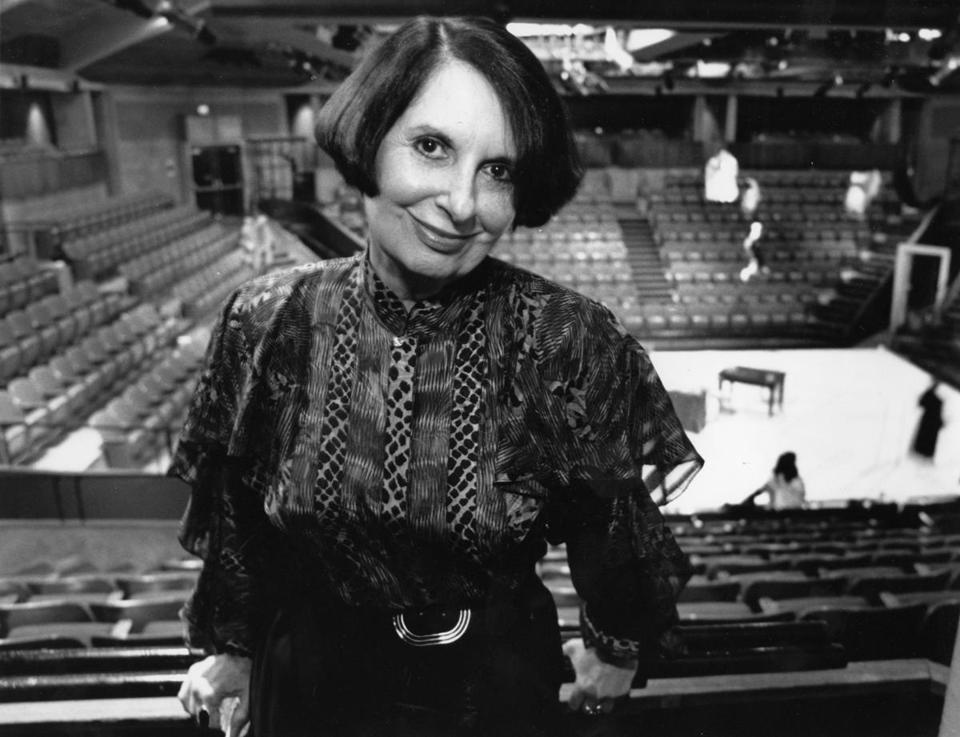 Zelda Fichandler, matriarch of regional-theater movement, dies at 91