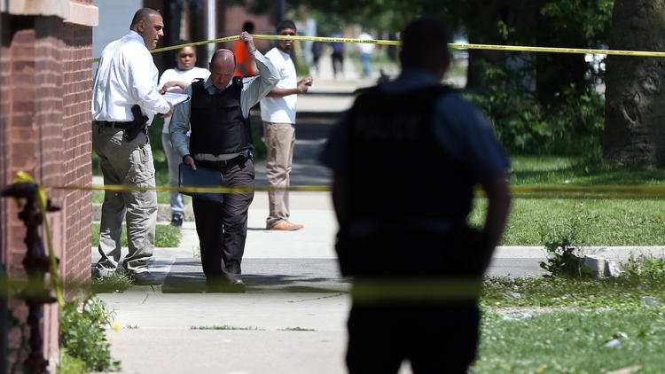 Leaderless Chicago street gangs vex police efforts to quell violence