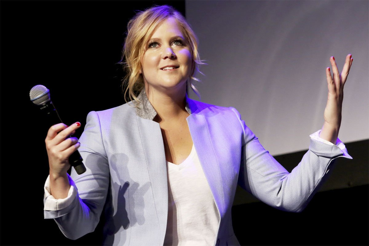 Amy Schumer will do a book signing at the Free Library in August.