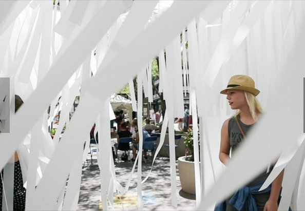 A look at @DowntownDenver's 1st 16th Street Mall prototyping festival: Denver