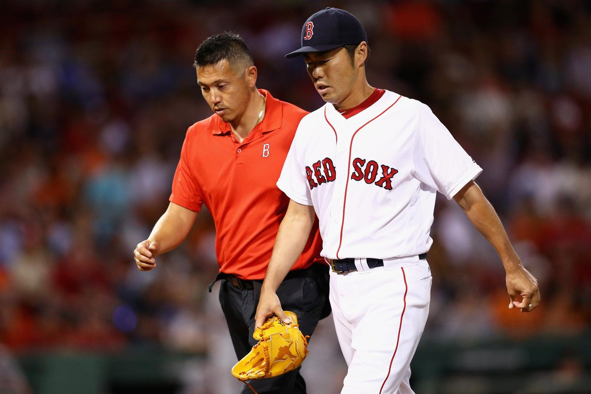 Do the Boston Red Sox have enough in the bullpen?