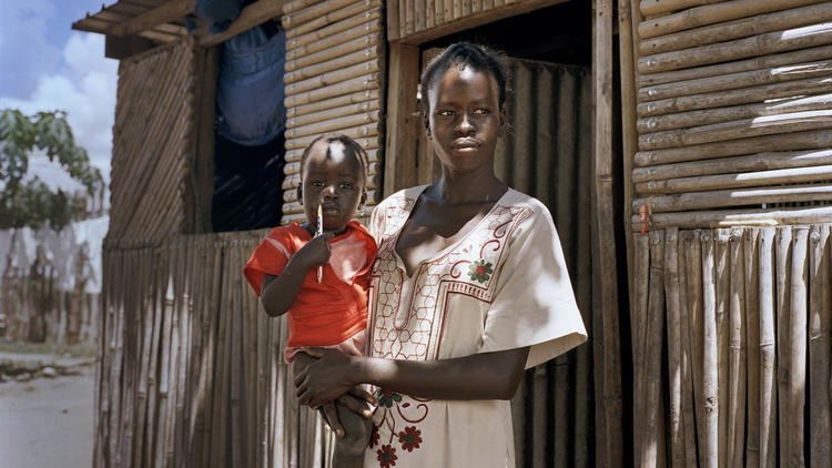 Child brides being sold for cows: The price of being a girl in South Sudan