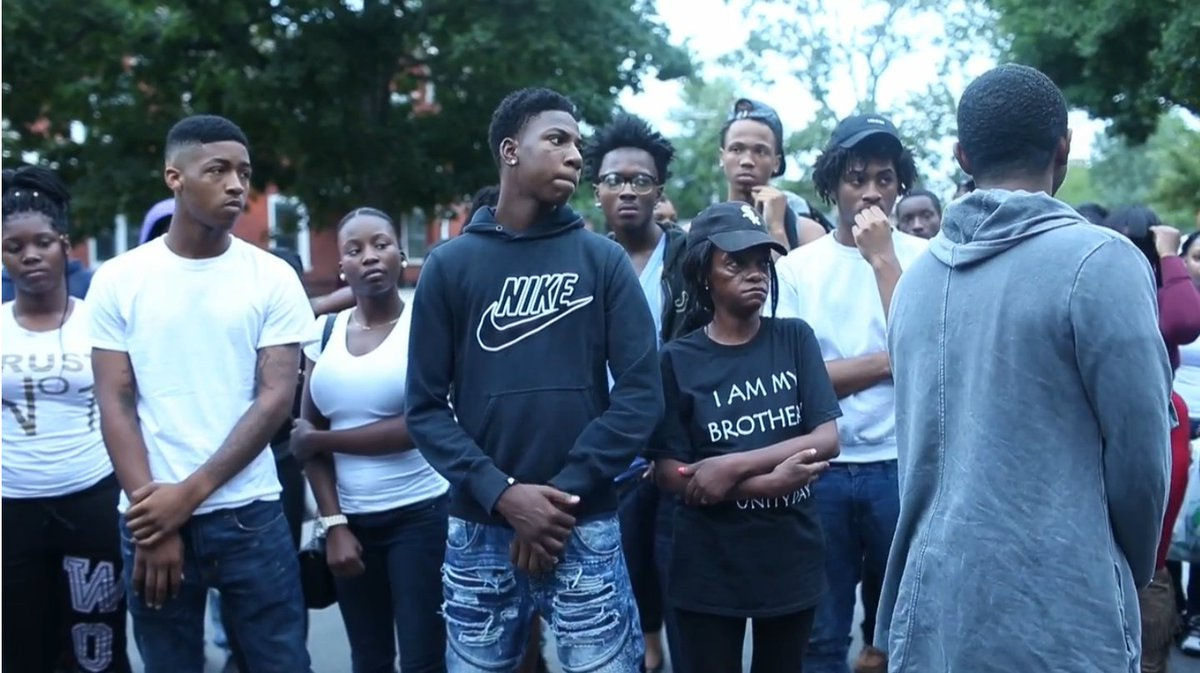 Vigil held for 18-year-old killed in South Shore police shooting, updated story with video