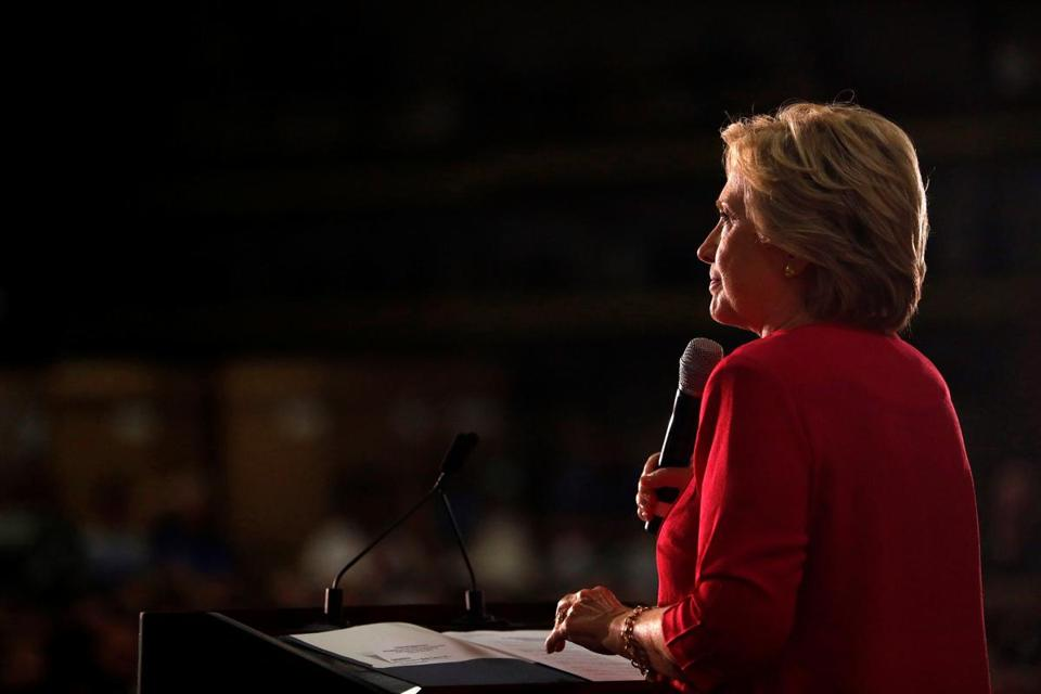 Tracing Hillary Clinton's brief time in New Bedford, Mass.