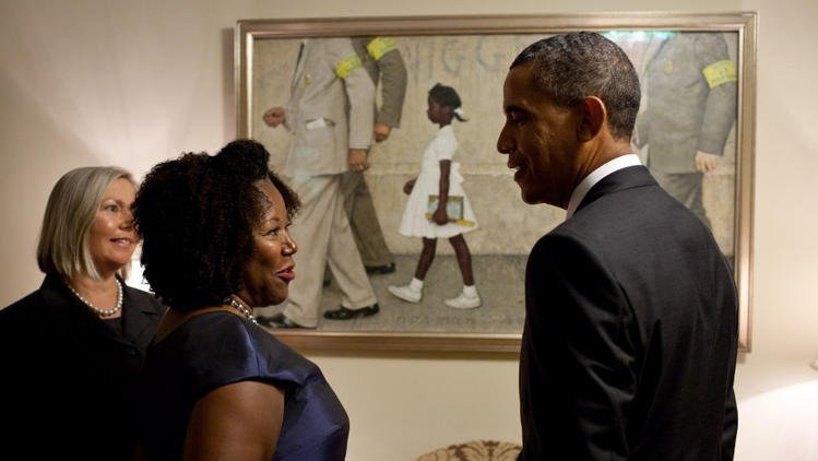 At 6, Ruby Bridges became a civil rights icon. At 61, she's hitting the campaign trail.